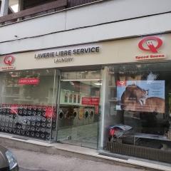 Laverie libre service Speed Queen 6 B rue Chanteraine à Reims